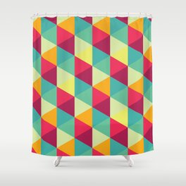 Fruit Punch Shower Curtain