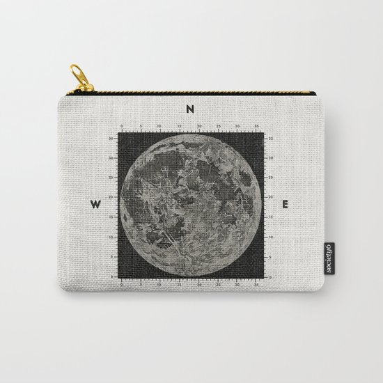 Moon Scale Carry-All Pouch