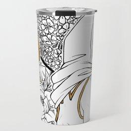 [Caelum Florescens] Scorpio Travel Mug