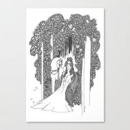 Niamh Canvas Print