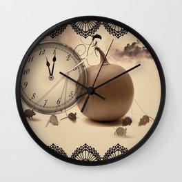 Cendrillon Wall Clock