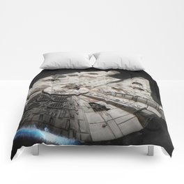 Flight of the Falcon Comforters