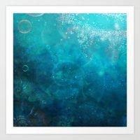 Oceans Deep Art Print