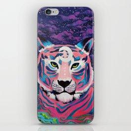 Moon River Tiger iPhone Skin