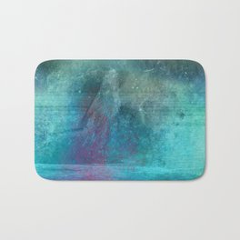 The Ghost of the Humpback Whale Bath Mat