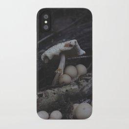 The Mushroom King iPhone Case