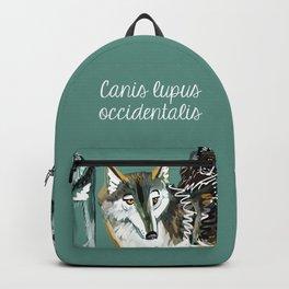 Northwestern wolf Backpack