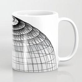 Wire Planet2 -BG white- Coffee Mug