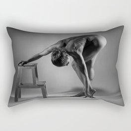bodyscape Rectangular Pillow