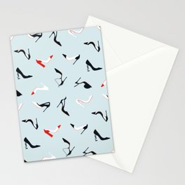 My Fashion Shoes Stationery Cards