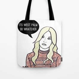 West Palm Tote Bag
