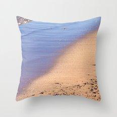 Beach 7238 Throw Pillow