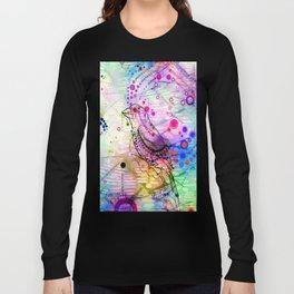 BIRD GRAPHIC Long Sleeve T-shirt