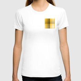 Monochromatic yellow T-shirt