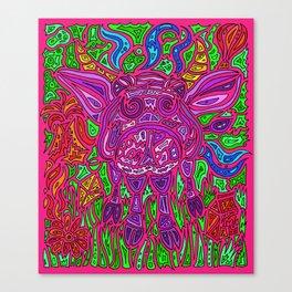 Magic Cow Canvas Print
