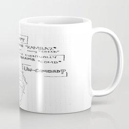 Unkempt Coffee Mug
