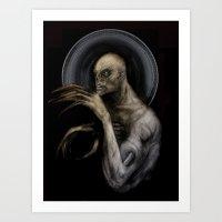 Waytoofar Art Print