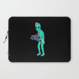 Alien Prom Queen Laptop Sleeve