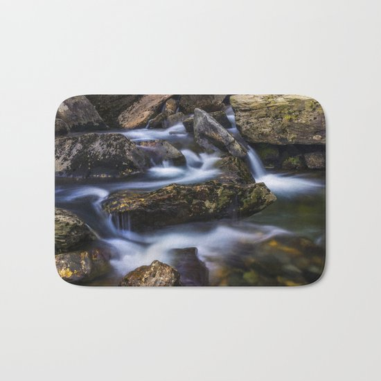 Gentle Flow Bath Mat