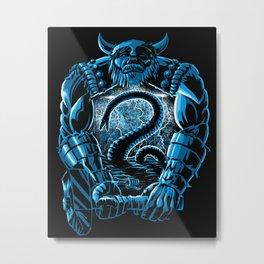 Son of Odin Metal Print