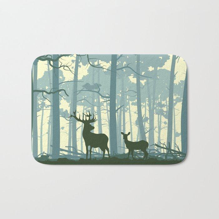 The Deers Bath Mat