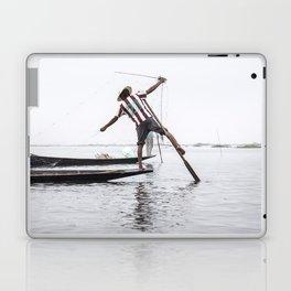 MULTI-TASKING Laptop & iPad Skin