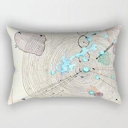 Becoming Harmonious Rectangular Pillow