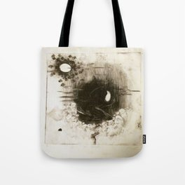 The Epitaph Tote Bag