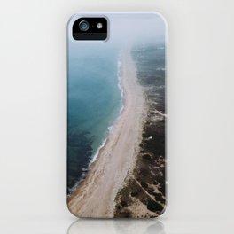 Charlestown Breachway, RI iPhone Case