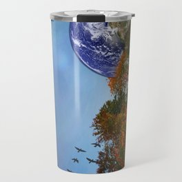 The Sky is Falling Travel Mug