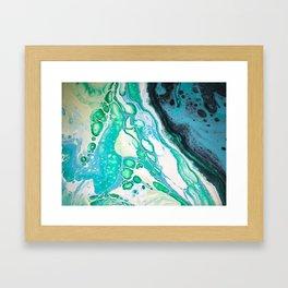 0 Kelvin Framed Art Print