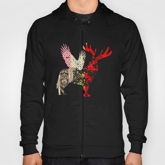 FabCreature · Steppenwolf Hoody