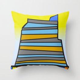 Silo 1 Throw Pillow
