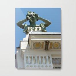 Vienna modern art Metal Print