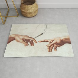 Adam and The God Rug