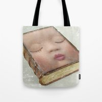 facebook Tote Bags featuring facebook by Vin Zzep