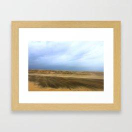 Dunes [4] Framed Art Print