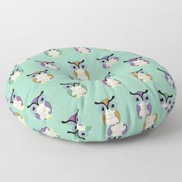 Cute owl Floor Pillow