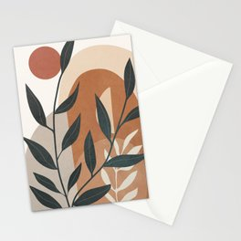 Branches Design 03 Stationery Cards