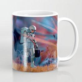 Mastering new lands Coffee Mug