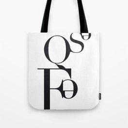 FEQSE Tote Bag