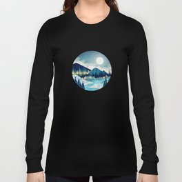 Morning Stars Long Sleeve T-shirt