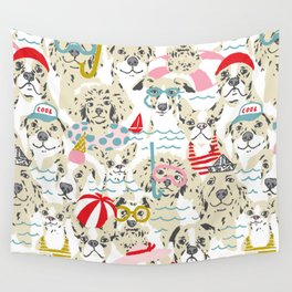 Dog Days Wall Tapestry