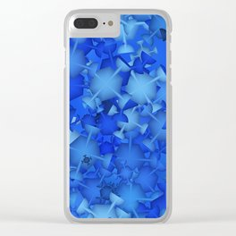 Fun, Fantasy and Joy 4 Clear iPhone Case