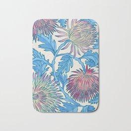 Candied Chrysanthemum Bath Mat