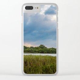 Magical Tulum Clear iPhone Case