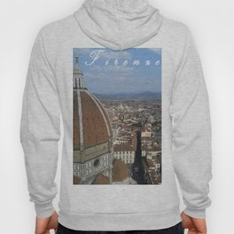 Firenze From Above Hoody