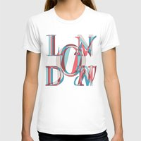 london T-shirts featuring London by Fimbis