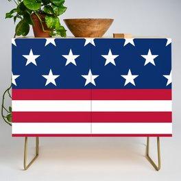 US Flag Credenza