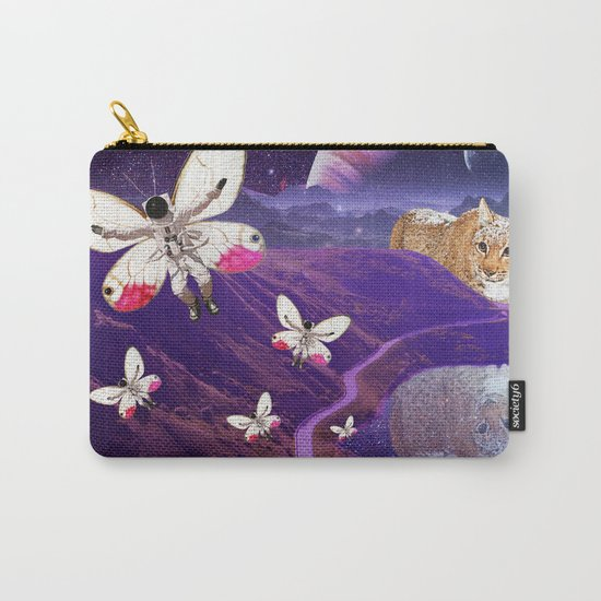 Astronaut-fly Carry-All Pouch